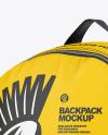 Backpack Mockup