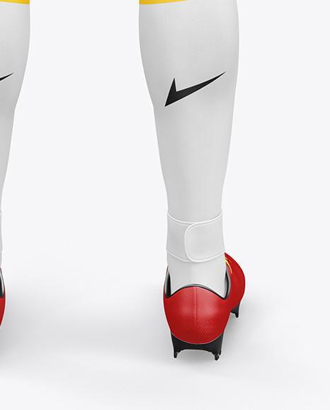 Women's Soccer Kit Mockup