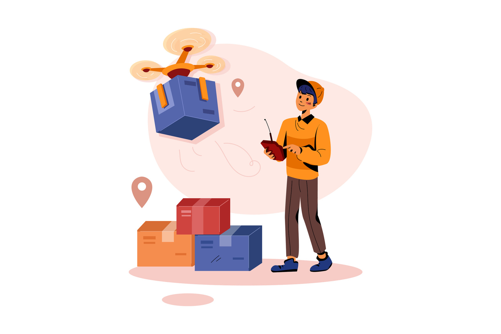 M215_Delivery Package Illustrations