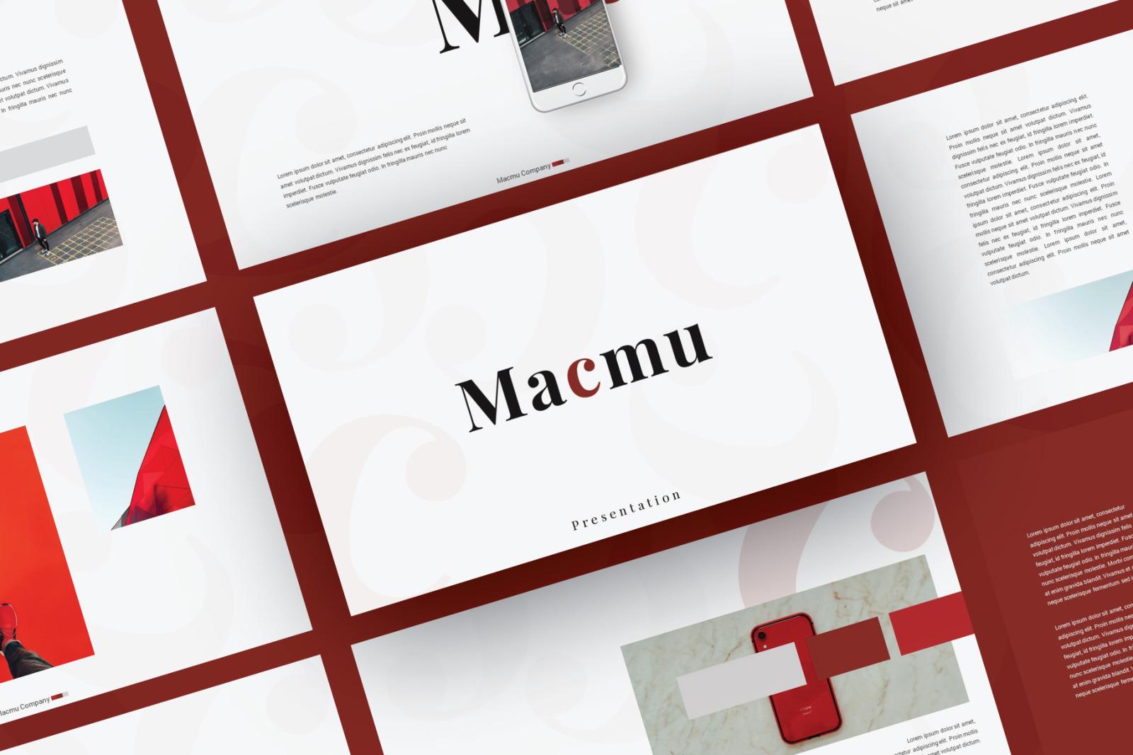 Macmu Keynote