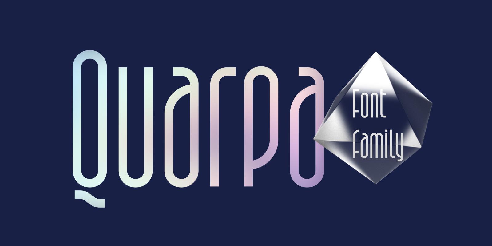 Quarpa Font Family