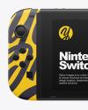Nintendo Switch Mockup