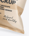 Kraft Snack Package Mockup