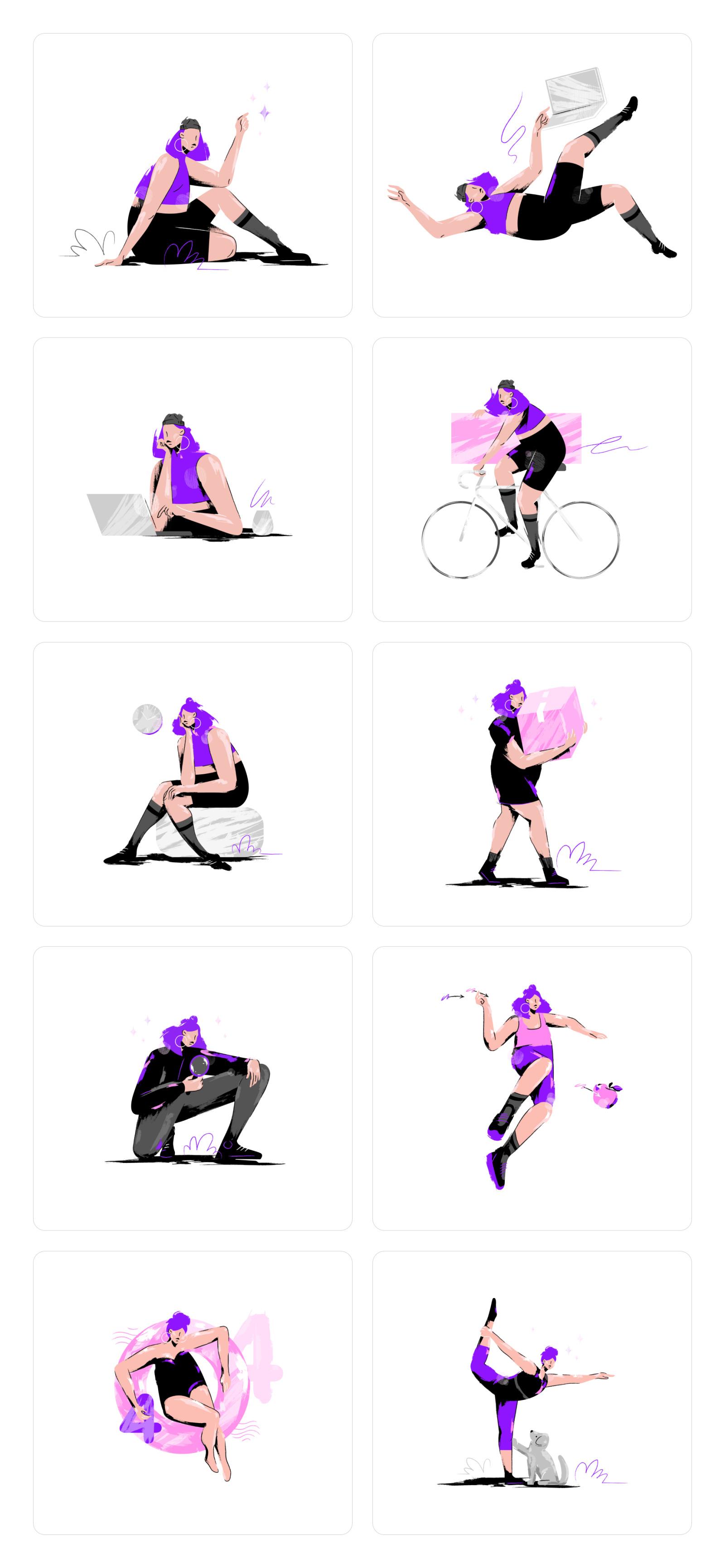 Riley Illustrations
