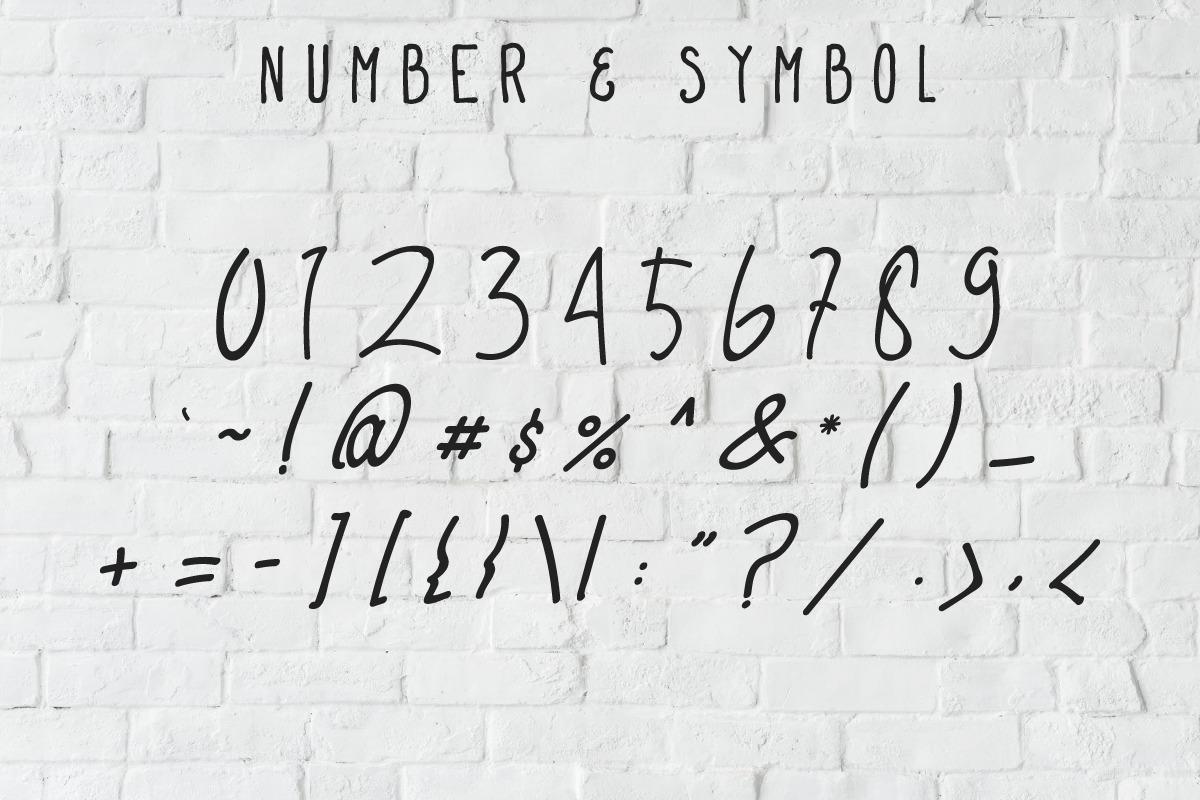 Alfrida Signature Script Font