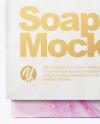Handmade Soap Bar Mockup