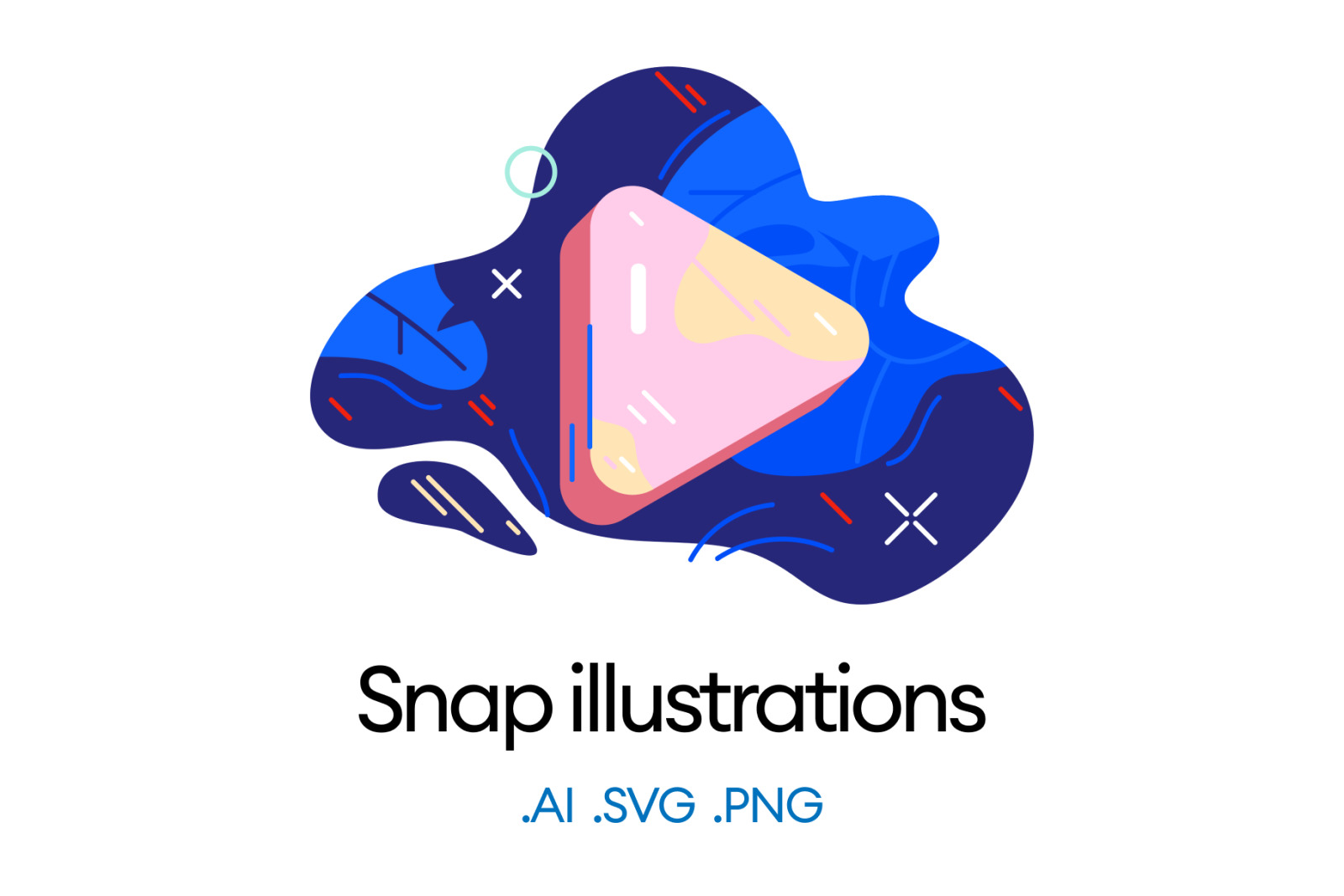 Snap Illustrations