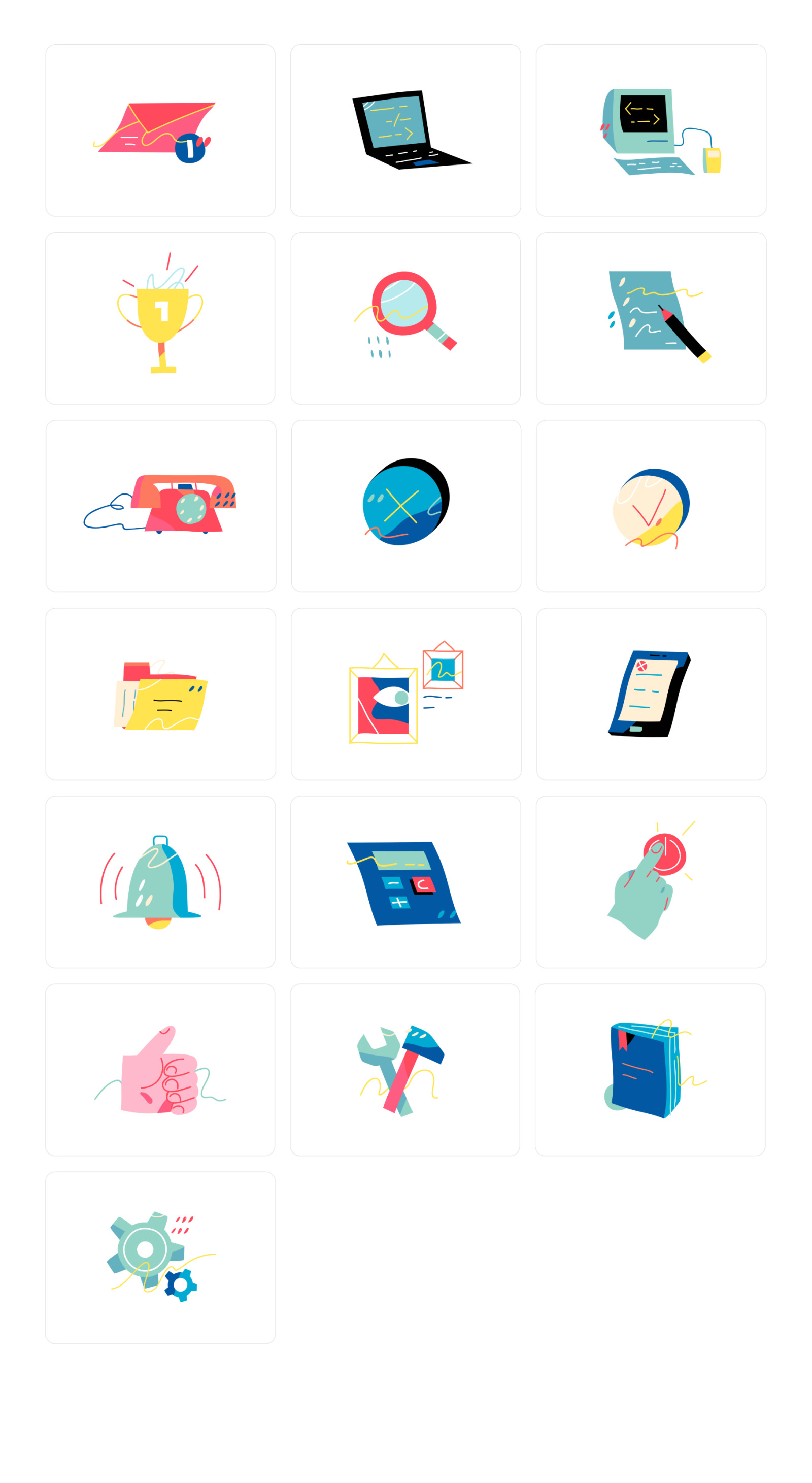 Brainstorm Illustrations