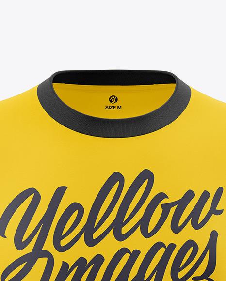 Men's Long Sleeve T-Shirt - Front View