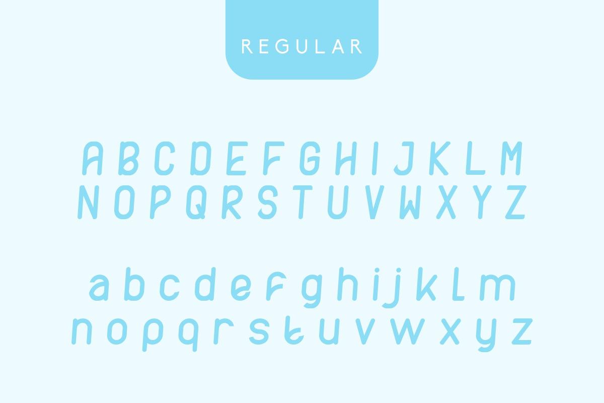 AXTON Sans Serif Font