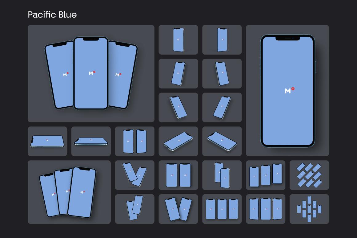 iPhone 12 Pro Max Mockups