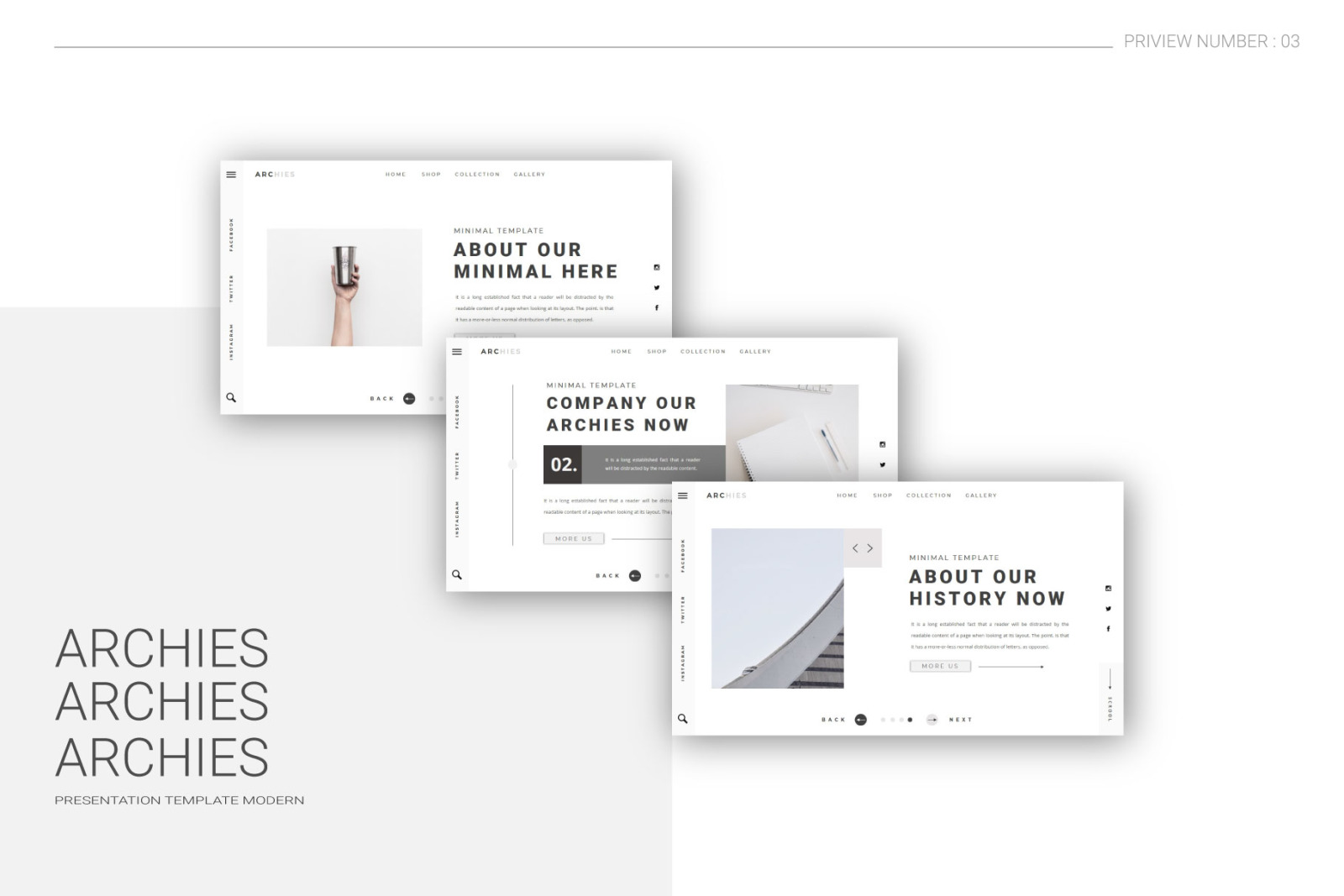 ARCHIES Keynote Template