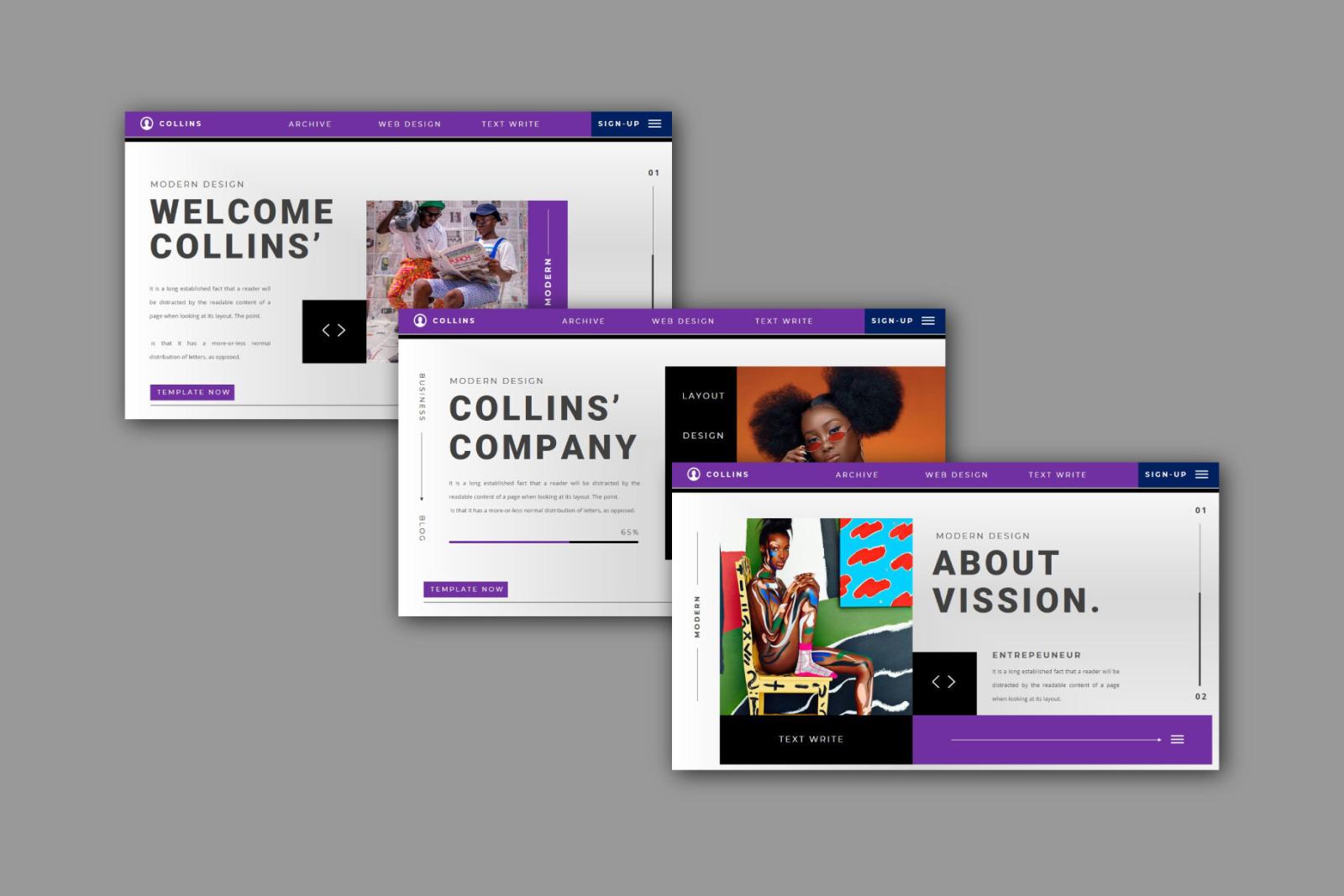 COLLINS Keynote Template