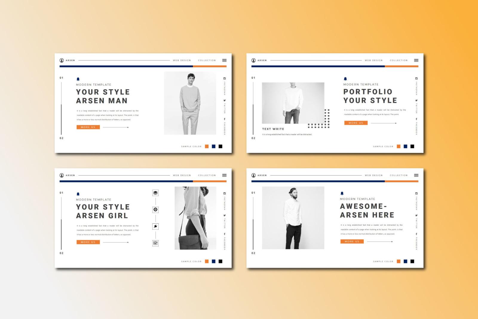 ARSEN Google Slides