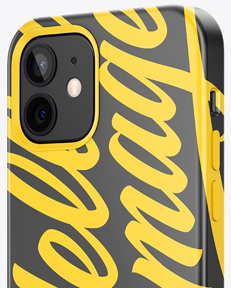IPhone 12 Case Mockup