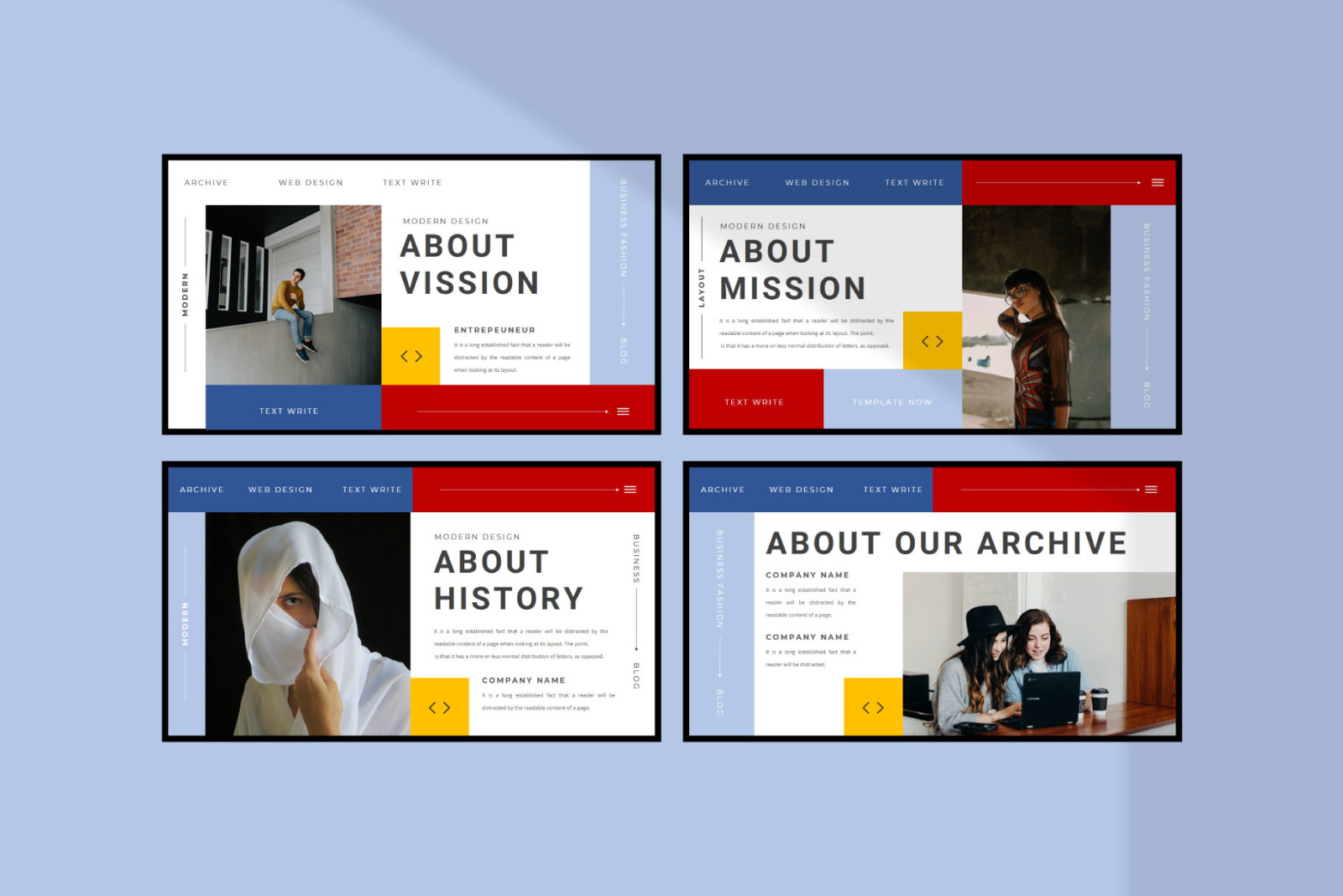 ARCHIVE Google Slides