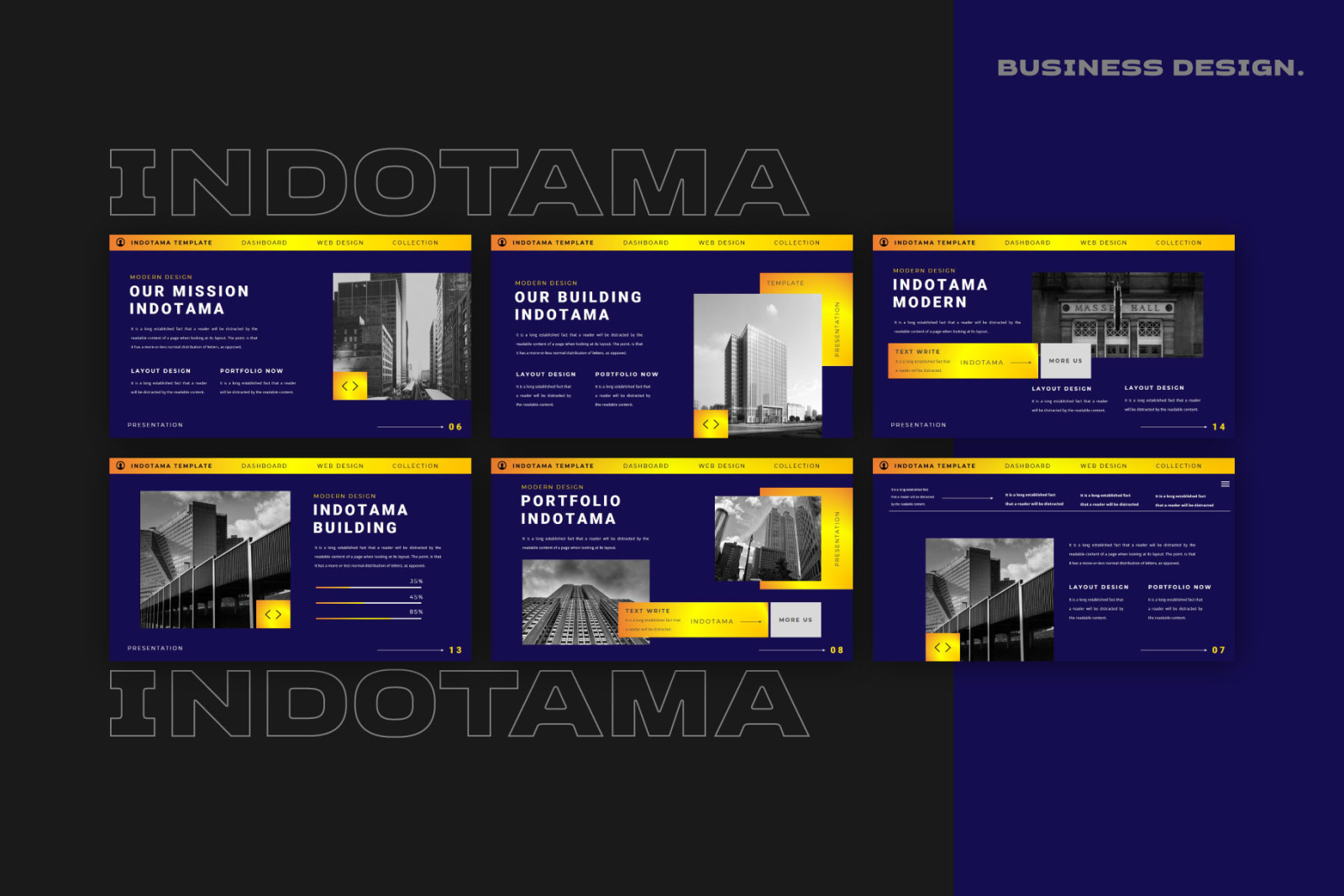 INDOTAMA Google Slides