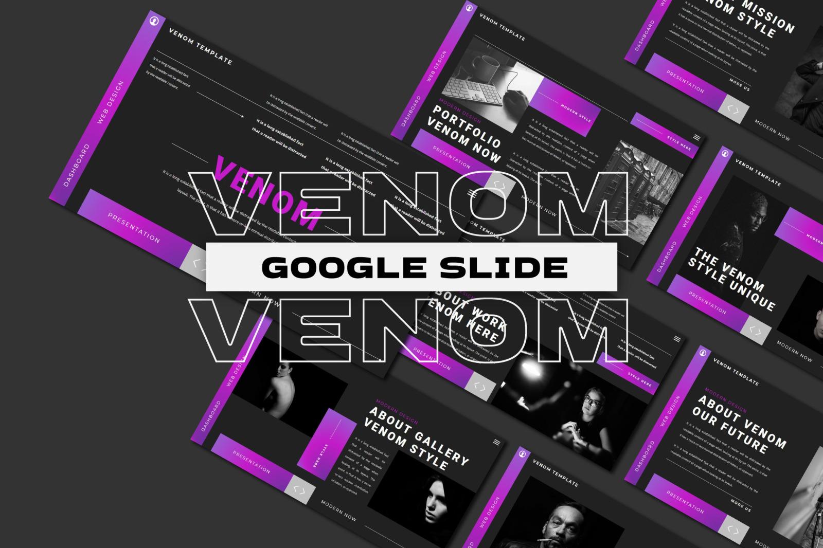 VENOM Google Slides