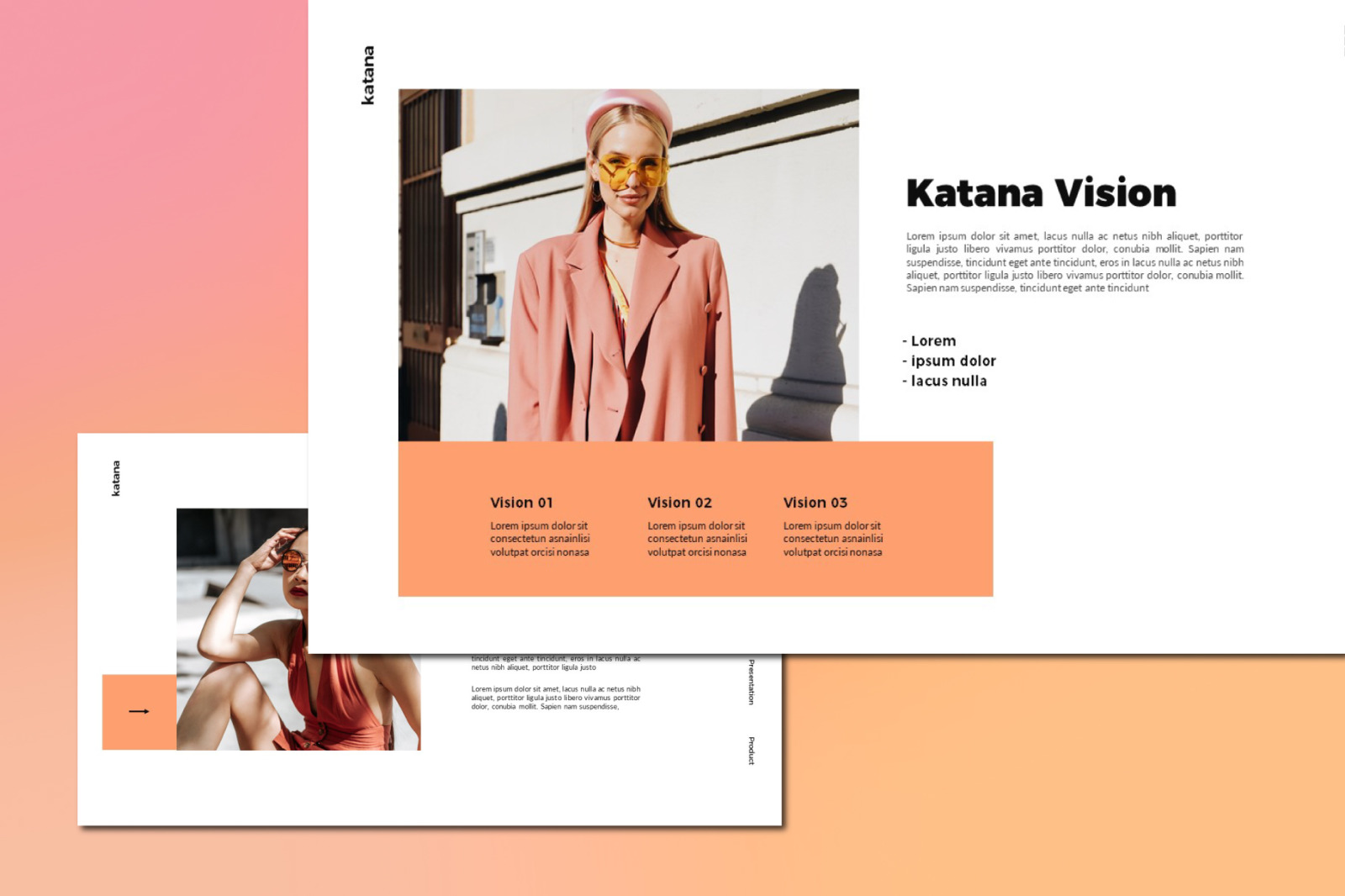 Katana Keynote Template
