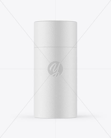 Download Textured Paper Tube Mockup Free Mockups