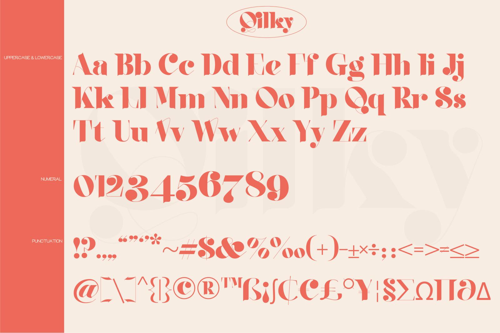Qilky Font