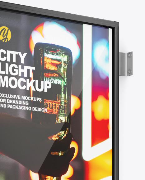 City Light Poster