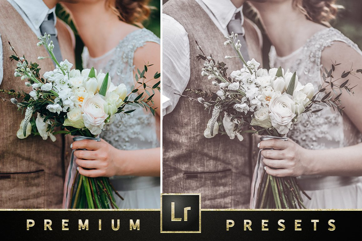 Premium Beautiful Wedding Presets
