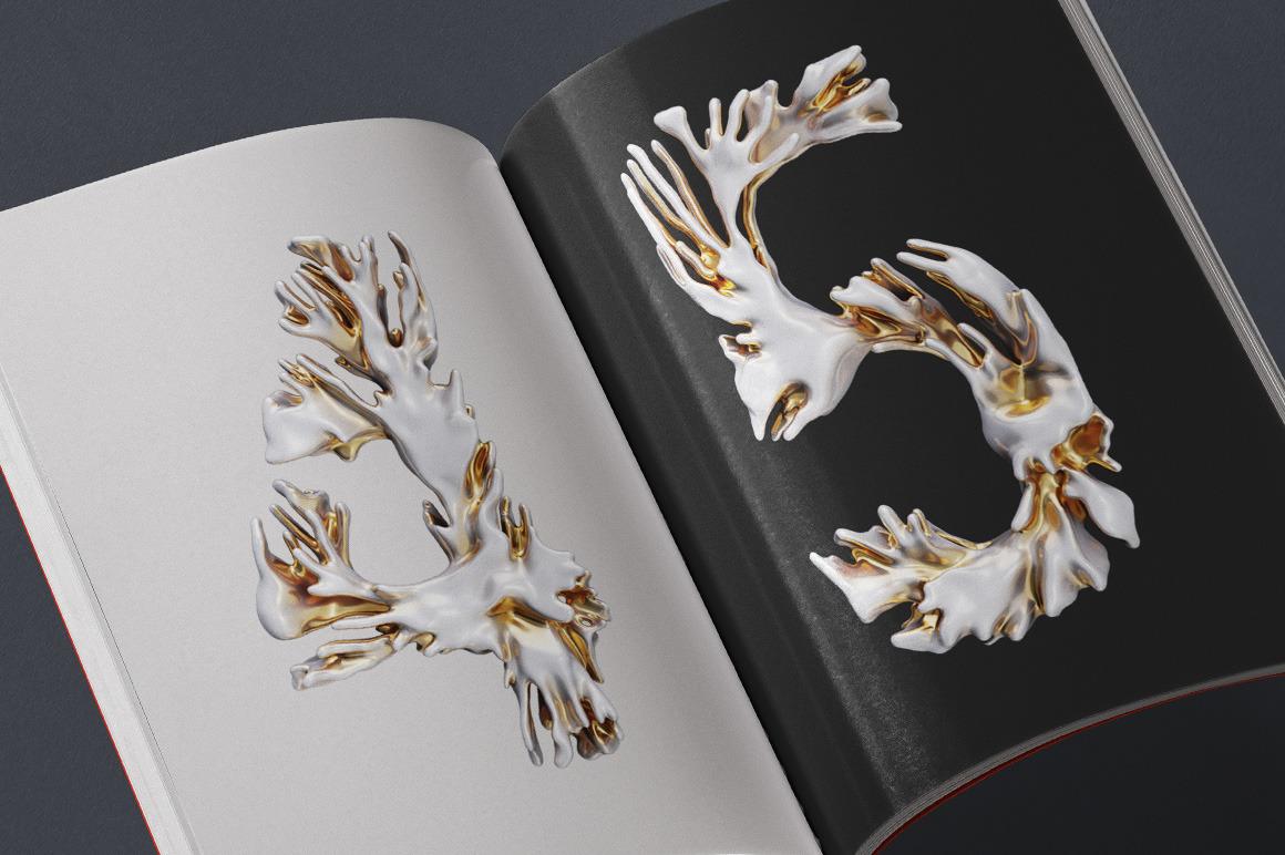 Modern Coral Font
