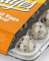 Quail Eggs Package Mockup