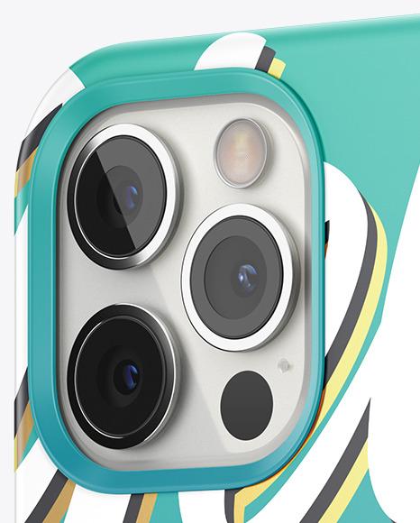 Iphone 12 Pro Case Mockup