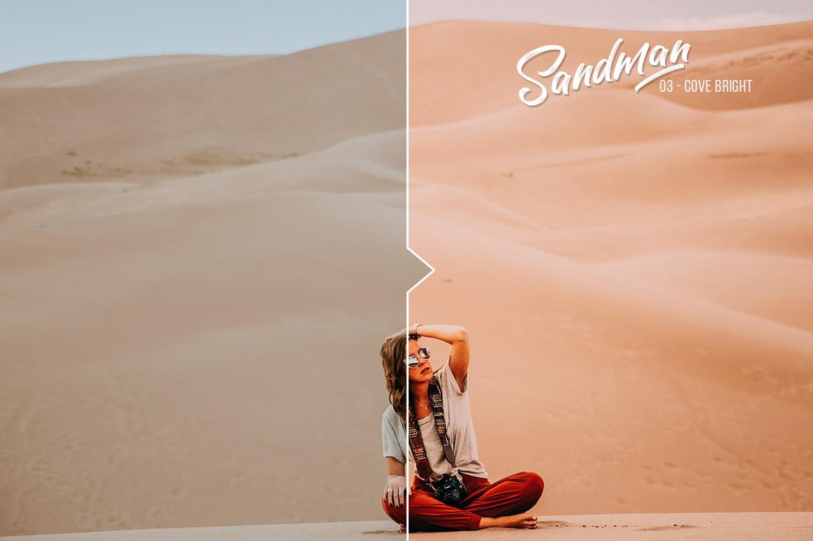 Sandman Cinematic Presets