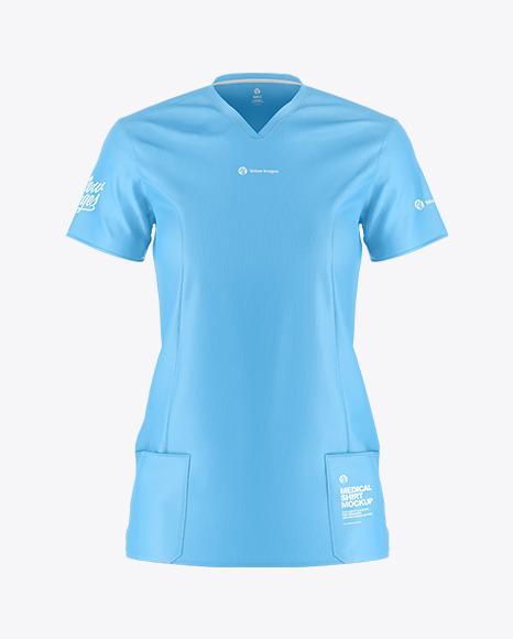 Medical Shirt Mockup