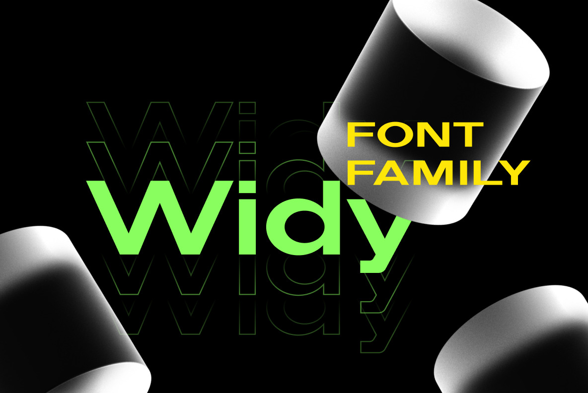 Widy Font Family