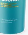 Matte Shaker Bottle Mockup