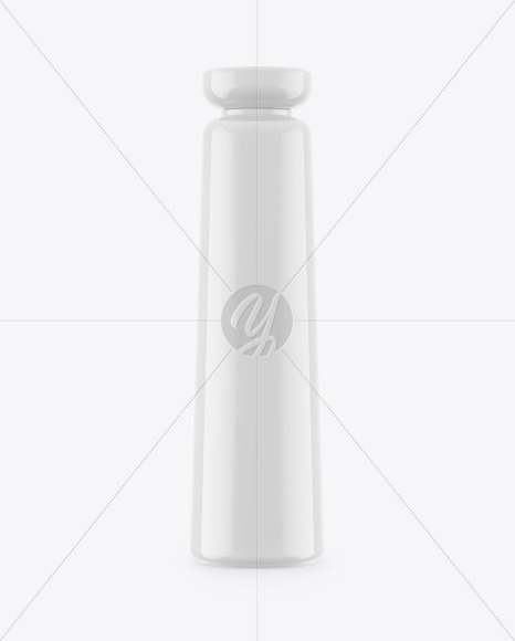 Download Glossy Plastic Tube Mockup Free Mockups