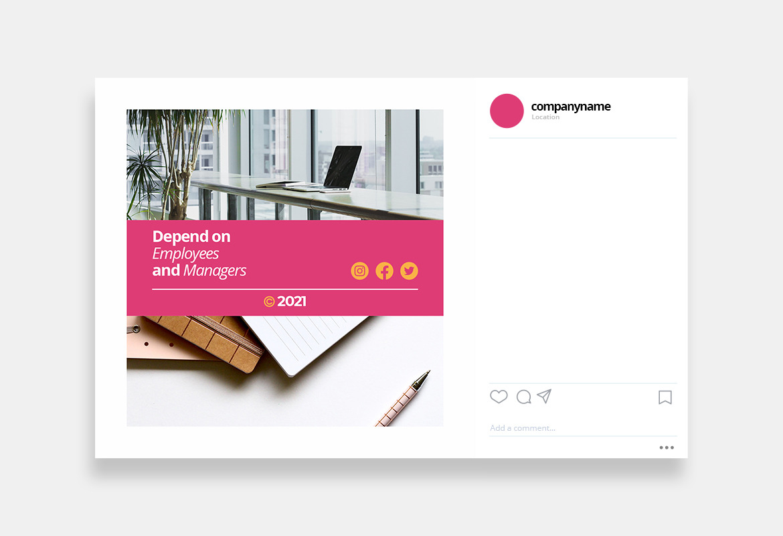 Elegant Company Instagram