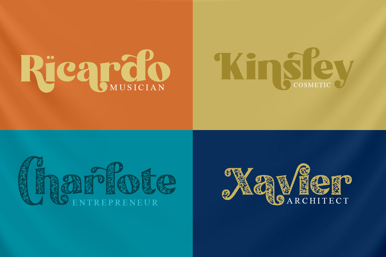 Prima - Luxury Typeface