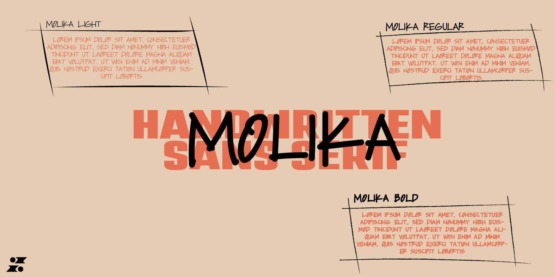 Molika Font