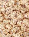 Tray With Sesame Coated Peanuts Mockup