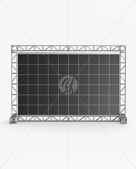 Event LED Video Wall Mockup