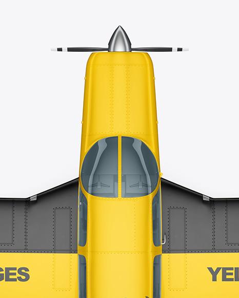 Aircraft - Top View