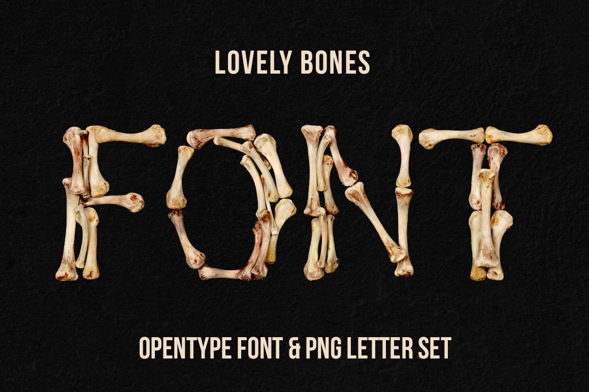 Lovely Bones Font