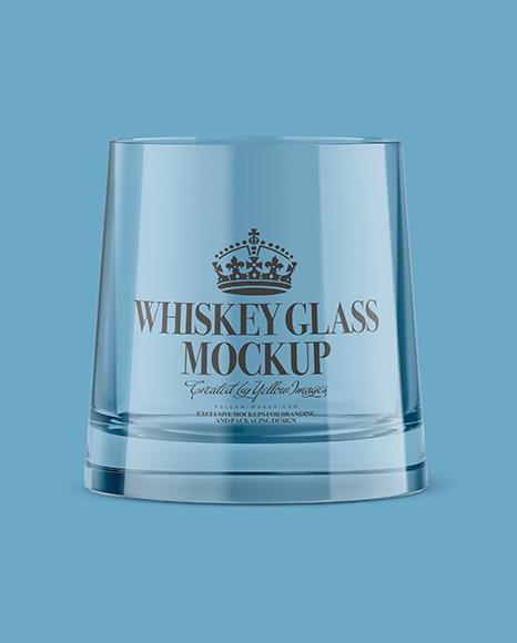 Whisky Glass Mockup