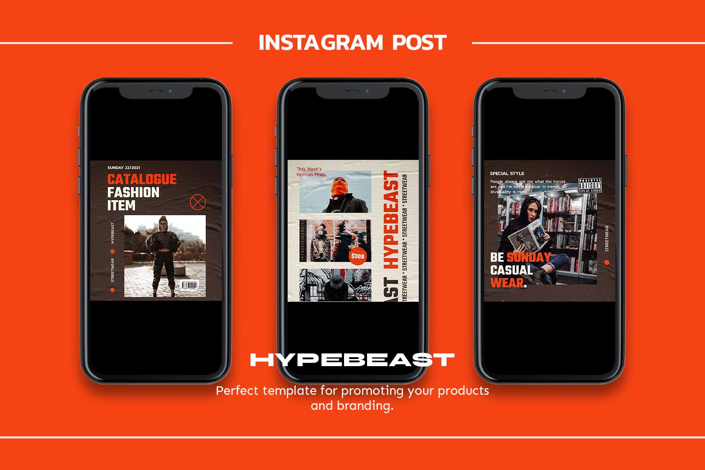 Fedder Instagram Template