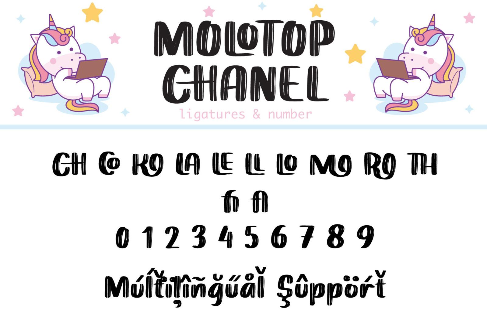 Molotop Chanel