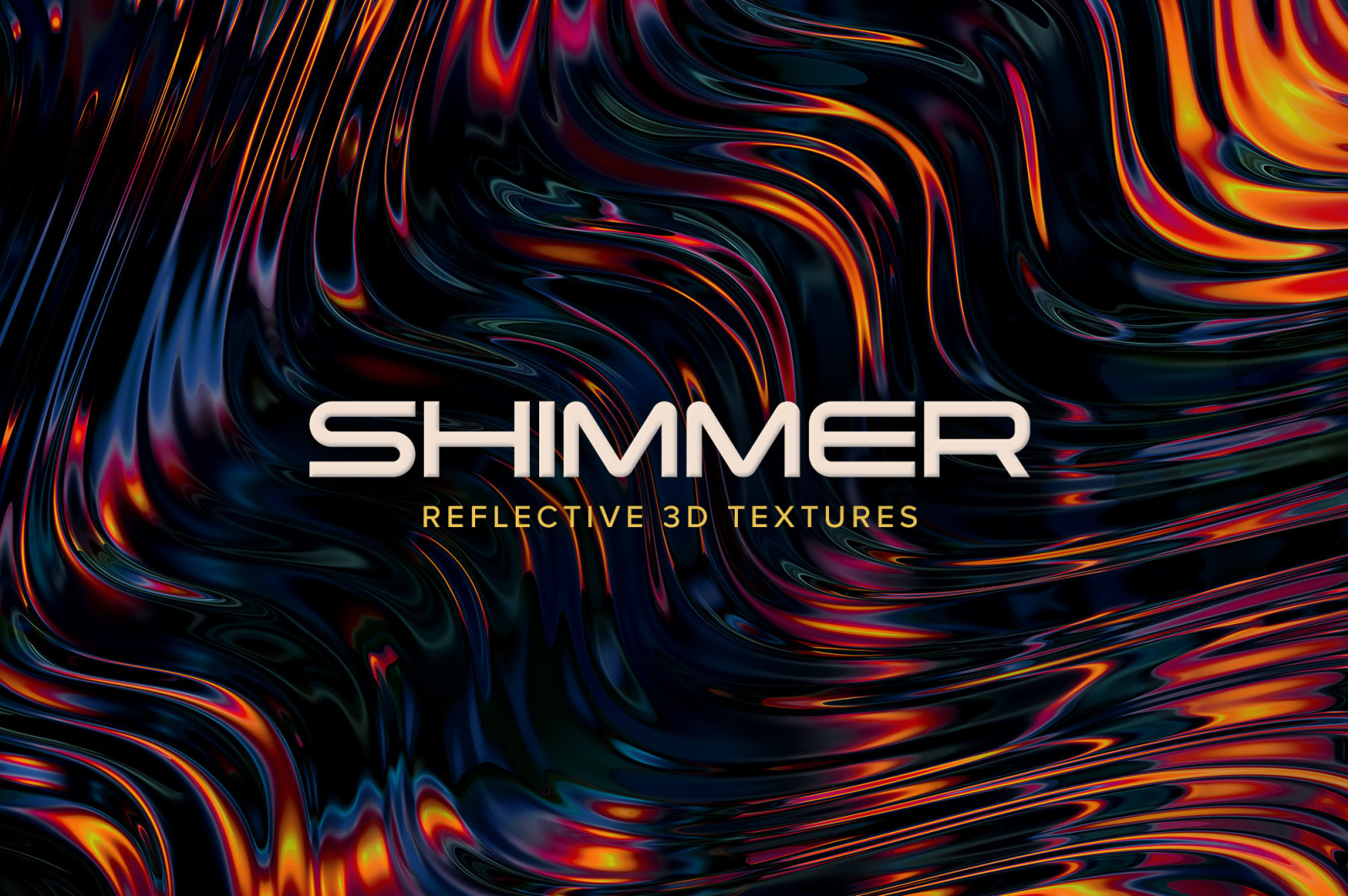 Shimmer: Reflective 3D Textures