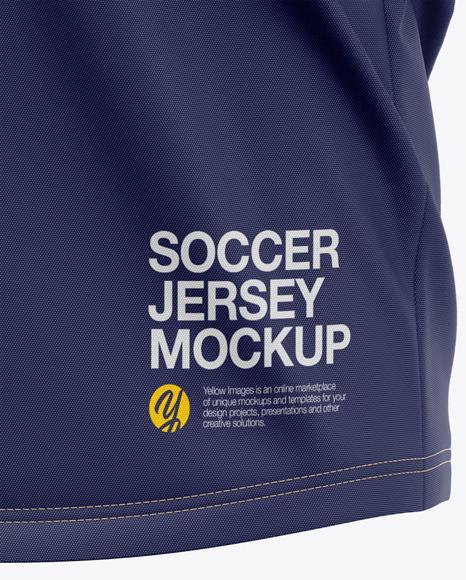 V-Neck Soccer Jersey