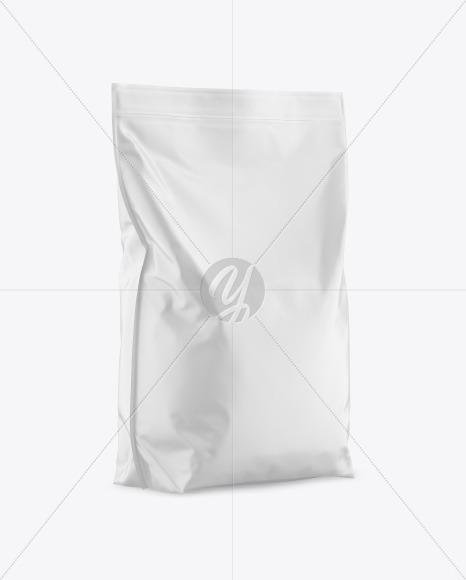 Glossy Bag Mockup