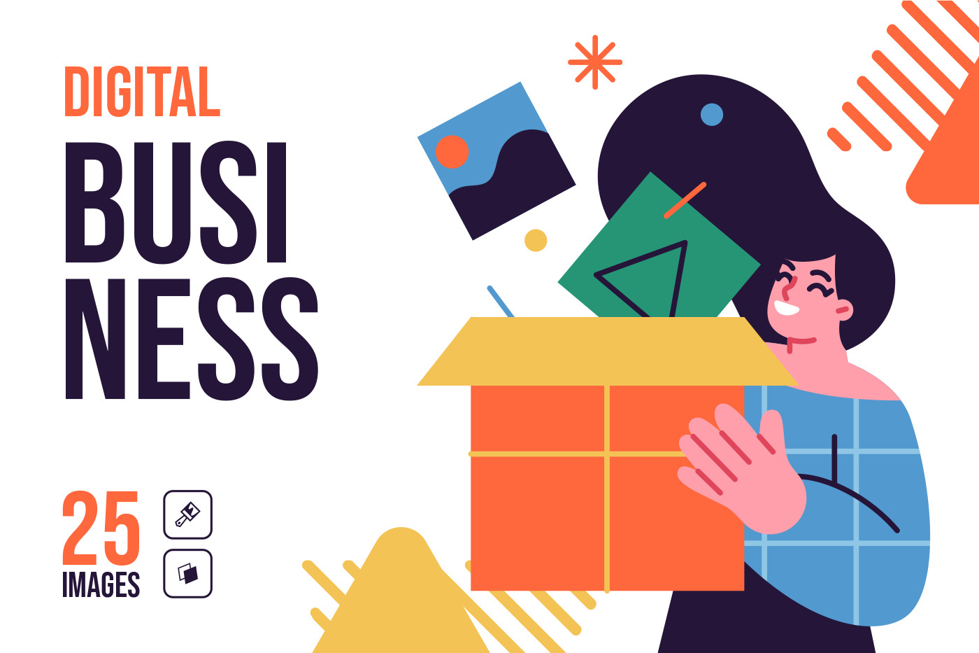 Digital Business. Concepts for productivity apps and task management systems