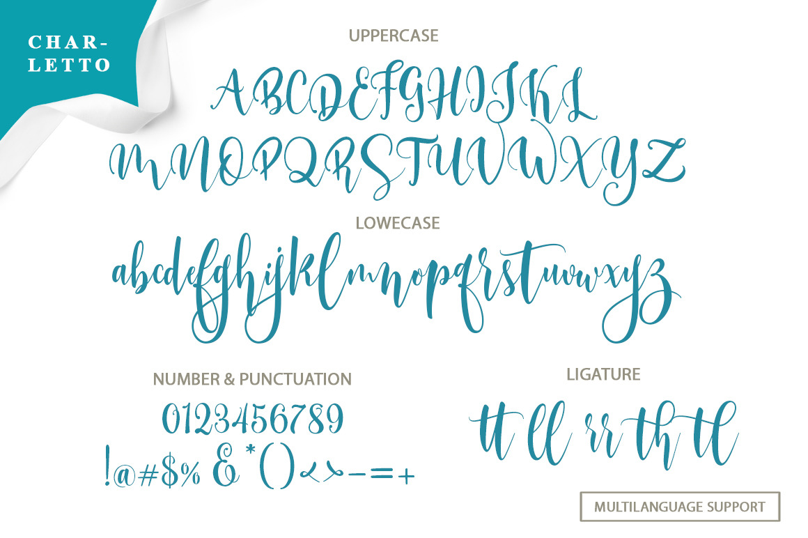 Charletto Font